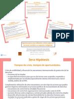 Experto estrategias jurídicas (IDEAS PRINCIPALES) Retos