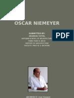 Ar. Oscar Niemeyer