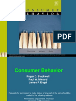 Consumer Behaviour Chapter 15