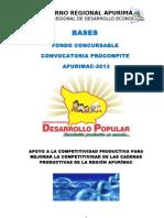 Bases Procompite - Valerie