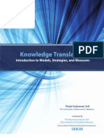 Knowledge Translation: