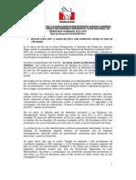 Nota de Prensa DP Informe Discriminacion