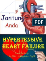 Hypertensive Heart Failure (HHF), ppt