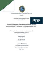 ANÁLISIS DE LA COMUNIDAD DE BIENES MATRIMONIAL