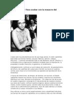 Félix Guattari_Para acabar con la masacre del cuerpo