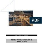 Fluid Piping Systems & Insulation