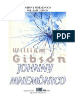 William Gibson - Johnny Mnemonico