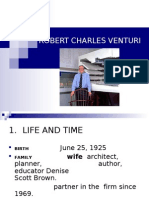 Ar. Robert Charles Venturi