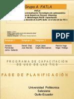 Documento Previo de la fase Planificacion