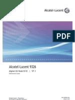 Alcatel Lucent 9326 Node B