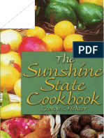 Sunshine State Cookbook by George Fichter