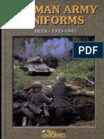 German Army Uniforms Heer 1933-45