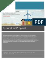 Bold Nebraska Request for Proposal on Summer Heat Wind, Solar Building Projects