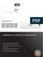 Owners Manual JAPANDO