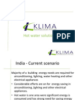 Klima Water Heating Solutions