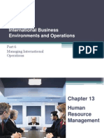 INT.bus Chapter13.Human.resource.management