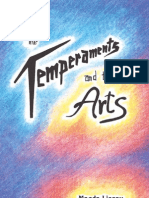 Temperaments and the Arts
