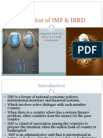 Evaluation of Imf & Ibrd 22 Slides