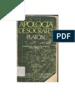 Apología de Socrates Platón.pdf