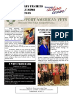 Vets and Military Families News