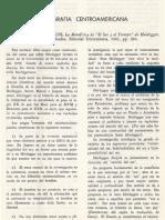 Bibliografía centroamericana.