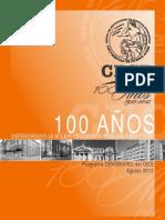 Programa Centenario