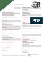 2015 Refine Specification Sheet