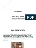 Mainboard Mary Francy