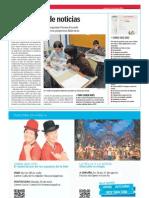 Os e-estudos de noticias. La Voz de la Escuela.12.6.2013