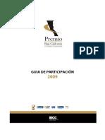 Guia de Participación PBCC 2009