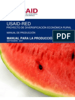 Manual de Produccion de Sandia_25th Sept 2007_final