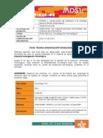 Desarrollo - FichaTecnica Investigación Tecnológica