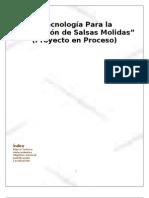 54184516 Proceso Para Elaborar Salsas