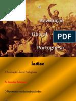 A Revolução Liberal Portuguesa