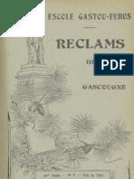 Reclams de Biarn e Gascounhe. - Yulh 1940 - N°9 (44e Anade)