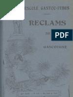 Reclams de Biarn e Gascounhe. - May-Yulh 1941 - N°5-6 (45e Anade)