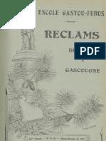 Reclams de Biarn e Gascounhe. - Seteme-Octoubre 1941 - N°9-10 (45e Anade)