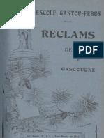 Reclams de Biarn e Gascounhe. - Yéné- Heuré 1942- N°1-2 (46e Anade)