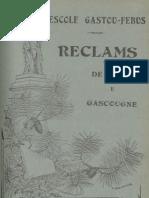 Reclams de Biarn e Gascounhe. - Yené-Mars 1943 - N°1-3 (47e Anade)
