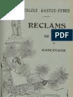 Reclams de Biarn e Gascounhe. - Octoubre-Mes mourt 1943 - N°10-12 (47e Anade)