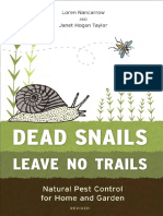 Dead Snails Leave No Trails by Loren Nancarrow and Janet Hogan Taylor - Excerpt