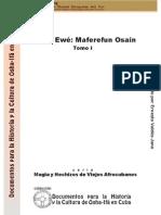 141323688 Oluwo Ewe Maferefun Osain Tomo I