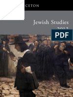 Jewish Studies 2013