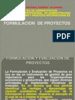 Formulacion Proyectos