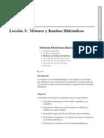 5.- Motores y Bombas Hidraulicas