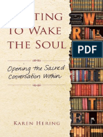 Writing to Wake the Soul - Excerpt