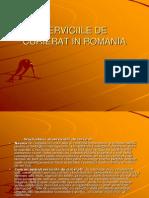 Serviciile de Curierat in Romania