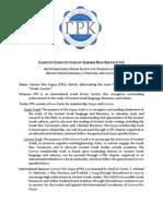 ΓΡΚ Constitution and Guidelines