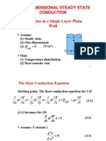 03. Steady 1D Heat Conduction