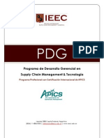 Programa PDG